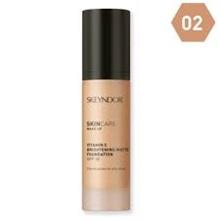 vitamin c brightening matte foundation n 2