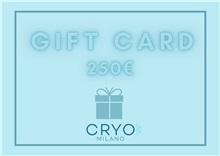 GIFT CARD 250 €
