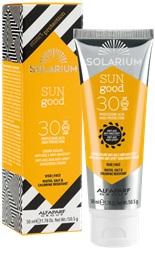 SOLARIUM Crema viso solare spf30 anti-age e macchie