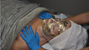 Gold Visage and Body Deluxe