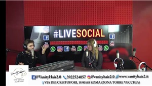 Intervista per #livesocial